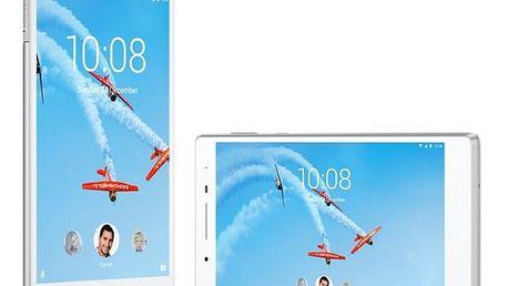 Dotykový tablet Lenovo TAB4 7 Plus 16GB LTE (ZA380133CZ) bílý SIM karta T-Mobile 200Kč Twist Online Internet + Software F-Secure SAFE, 3 zařízení / 6 měsíců v hodnotě 1 179 Kč + DOPRAVA ZDARMA