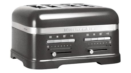 KitchenAid Toustovač 5KMT4205, stříbřitě šedá, topinkovač