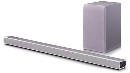 Soundbar LG SH5 stříbrný