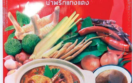 Thajská červená kari pasta Cock Brand 50 g