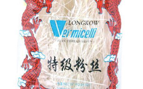 Skleněné rýžové nudle Vermicelli 250 g
