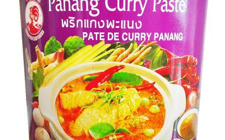 Thajská Panang kari pasta Cock Brand 400g
