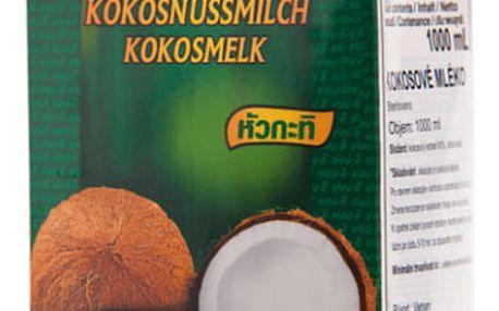 Aroy-D Kokosové mléko 100% 1 l