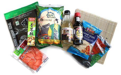 Chefshop Výhodný balíček Sushi