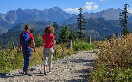 Vysoké Tatry, 3-6 dní pro dva s polopenzí a slevou do aquaparků