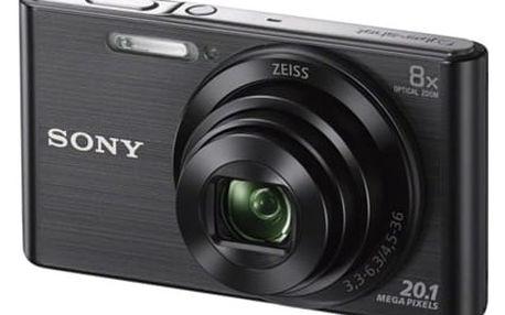 Sony DSC-W830B černý