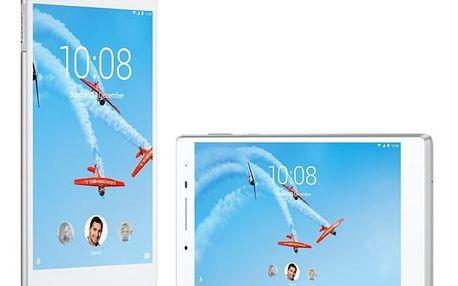 Dotykový tablet Lenovo TAB4 7 Plus 16GB LTE (ZA380133CZ) bílý Software F-Secure SAFE, 3 zařízení / 6 měsíců v hodnotě 979 Kč + DOPRAVA ZDARMA