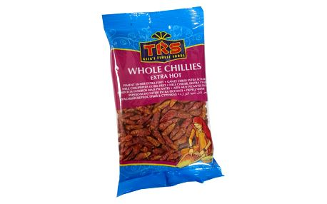 Chilli celé extra pálivé TRS 50 g