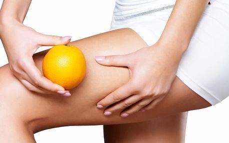 Celotělová přístrojová lymfodrenáž ve Studiu Step, 45min. přístrojová masáž.