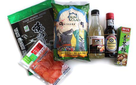 Chefshop Výhodný balíček Sushi MINI