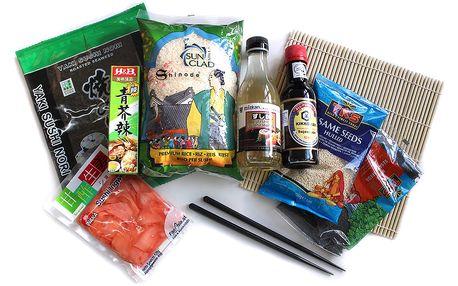 Chefshop Výhodný balíček Sushi s hůlkami