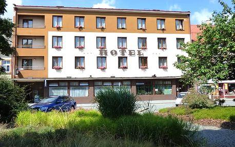 Relaxační pobyt pro dvě osoby v hotelu Vysočina*** s polopenzí. V nabídce i Velikonoce.