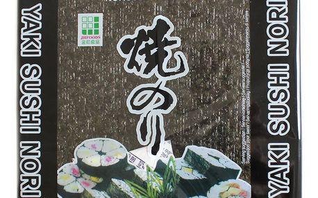 Mořské řasy Nori na sushi 25 g