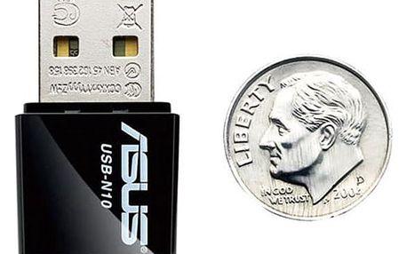 WiFi adaptér Asus USB-N10 (USB-N10)