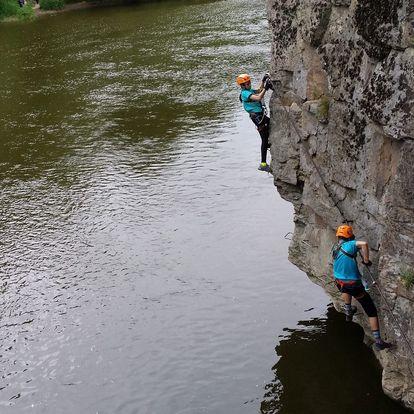 4hodinový základní kurz Via ferrata lezení