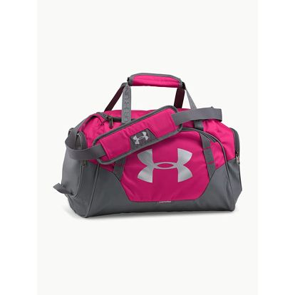 Taška Under Armour Undeniable Duffle 3.0 XS Růžová