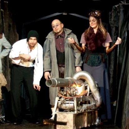 Divadelní představení Dracula reloaded