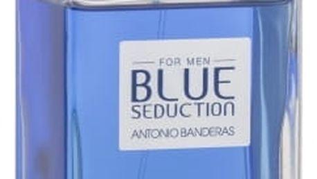 Antonio Banderas Blue Seduction For Men 200 ml toaletní voda pro muže