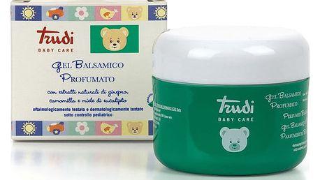 TRUDI BABY Dětský gel pro lepší dýchání - jalovec, eukalyptus, heřmánek, med 70 ml