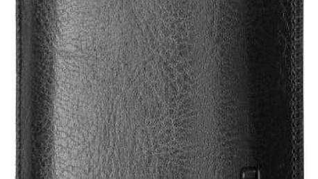 "Pouzdro na mobil flipové FIXED Soft Slim 5XL+ (vhodné pro 5,2"" - 5,7"") (RPSOS-001-5XL+) černé"