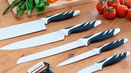 Nože Top Chef White C01023 6 kusů
