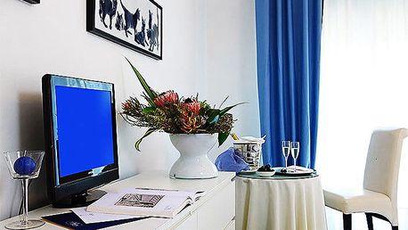 3denní pobyt pro 2 se snídaněmi v luxusním hotelu La Meridiana**** poblíž Benátek