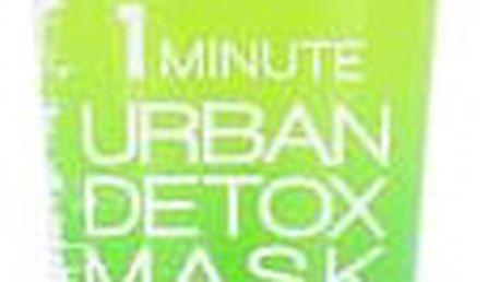 Nivea Essentials 1 Minute Urban Detox Mask 75 ml pleťová maska W