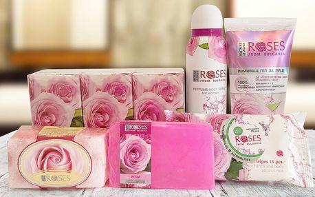 Dárkový balíček kosmetiky ROSES