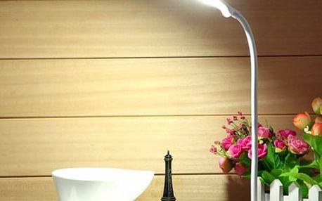 Elelgantní stmívatelná USB LED stolní lampa