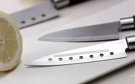 Nože Santoku sada 4 kusů