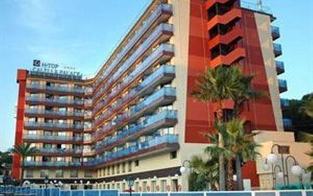 Španělsko - Costa del Maresme na 10 dní, polopenze s dopravou autobusem