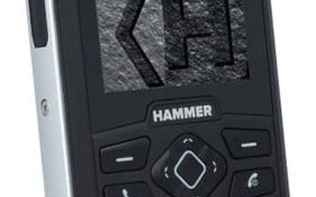 Mobilní telefon myPhone HAMMER 3 Dual SIM (TELMYHHA3SI) stříbrný Software F-Secure SAFE, 3 zařízení / 6 měsíců v hodnotě 979 Kč