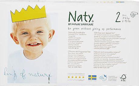 NATY NATURE BABYCARE 2 MINI, 34 ks ( 3-6 kg)
