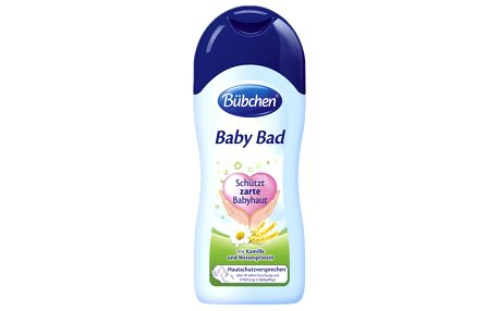 BÜBCHEN Baby koupel 200ml