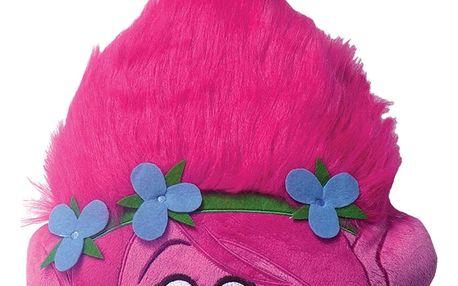CTI polštář Trolls Poppy head 3D 33x 54 cm