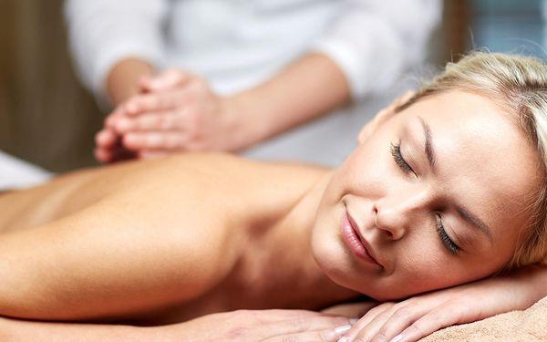 Až 55% sleva na zdravotní masáž + proceduru dle výběru