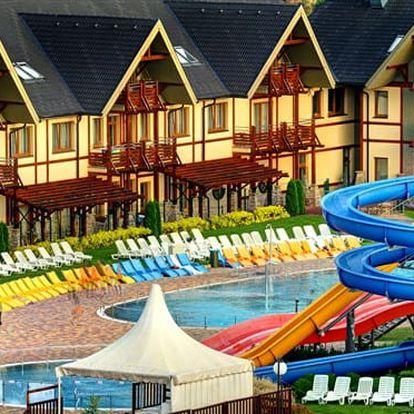 HOTEL BEŠEŇOVÁ***+ - Vodní termální park Bešeňová