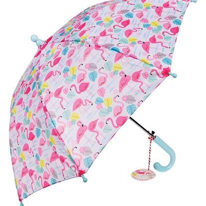 Dětský deštník Rex London Flamingo Bay