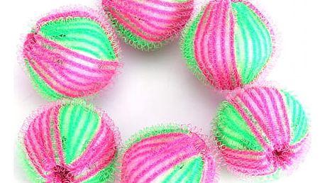 Magické míčky do pračky - 6 ks