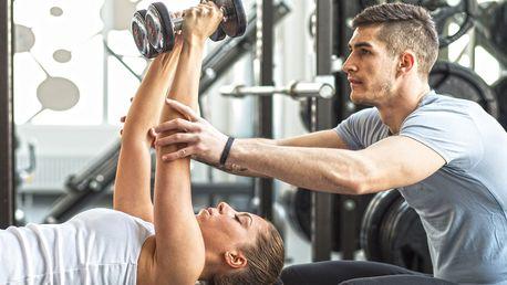 Pod dohledem trenéra: 1–5x osobní trénink