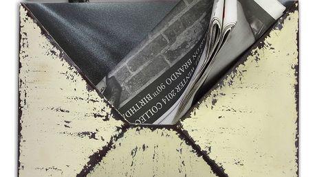 Nástěnná přihrádka na dopisy Novita Posta