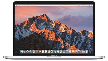 """Notebook Apple 15"""" s Touch Bar 512 GB - Silver (MPTV2CZ/A) Software F-Secure SAFE, 3 zařízení / 6 měsíců v hodnotě 979 Kč + DOPRAVA ZDARMA"""