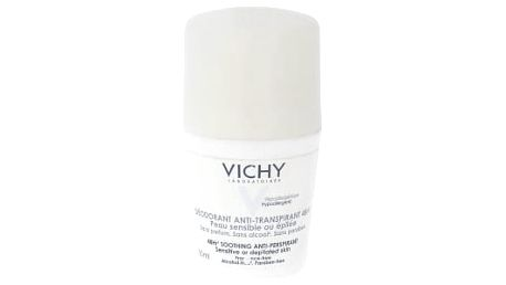 Vichy Deodorant 48h Soothing 50 ml antiperspirant roll-on pro ženy