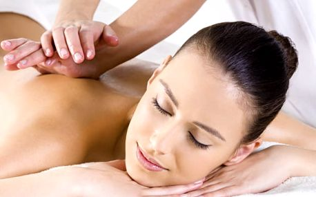 Masáž zad a šíje pro ženy pomocí magnetických pomůcek Magnetic Touch v Brně 30 nebo 60 minut.