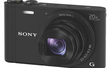 Sony DSC-WX350 černý