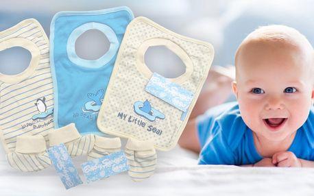 Pro miminka: Soupravy, bryndáčky a další