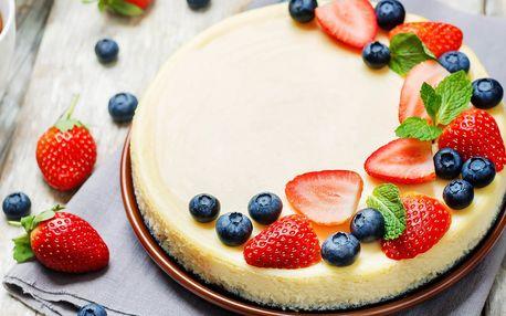 Až 36% sleva na domácí dorty a tartaletky od Katie Bakery
