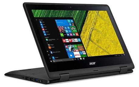 Notebook Acer Spin 1 (SP111-31-C4PV) černý (NX.GMBEC.002)