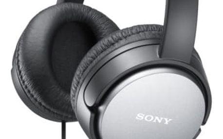 Sluchátka Sony MDRXD150B.AE černá (MDRXD150B.AE)