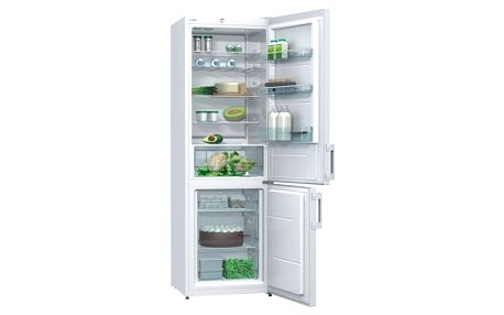 Kombinace chladničky s mrazničkou Gorenje Essential RK6192AW bílá